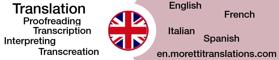english, italian, french, spanish, translation, proofreading, transcription, interpreting, transcreation, Professional Translation, factory visit, linguistic support